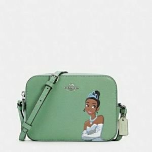 Tiana Disney X Coach Mini Camera Bag